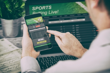sign up with a bookmaker step by step