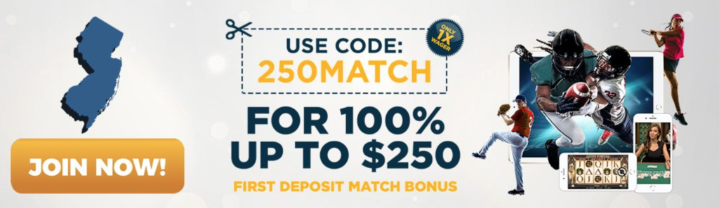 sugarhouse sportsbook review match bonus