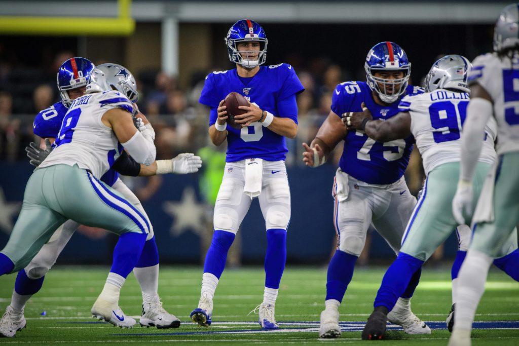 NFL: New York Giants, Daniel Jones