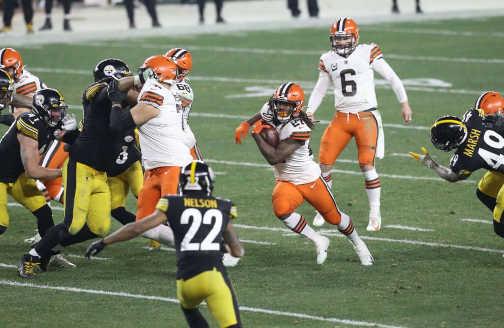 Browns vs Chiefs picks