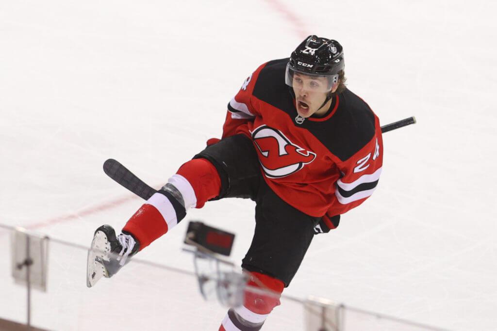 Flyers Devils