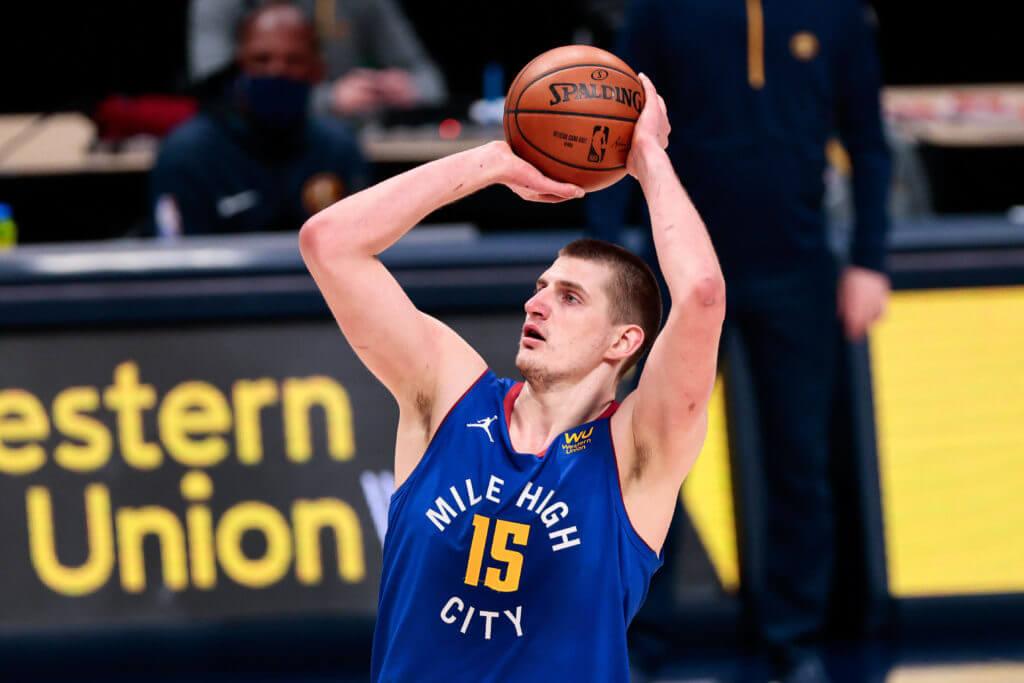 Nikola Jokic Denver Nuggts NBA