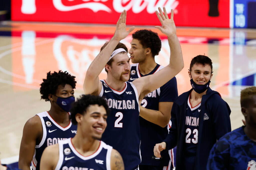 Gonzaga Bulldogs March Madness NCAA preview