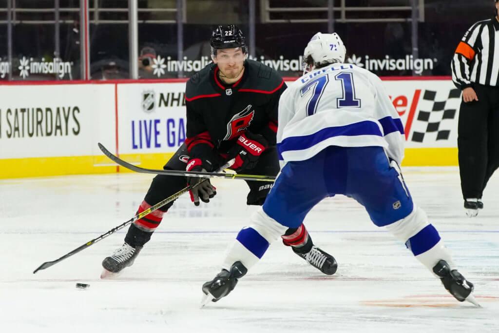 Tampa Bay Lightning Carolina Hurricanes NHL predictions