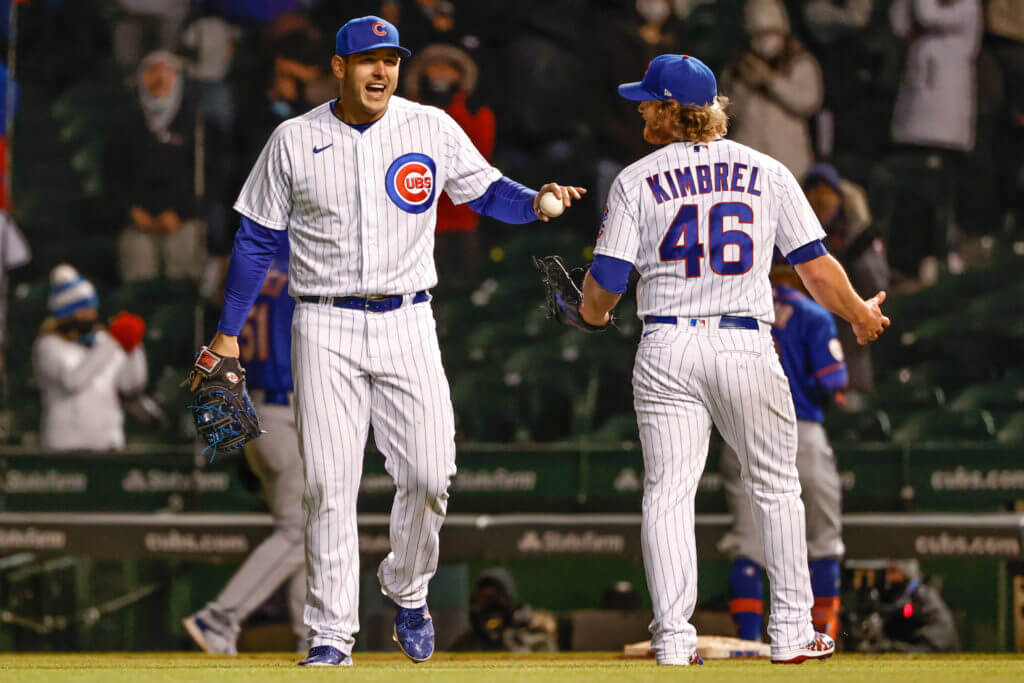 Chicago Cubs New York mets MLB predictions