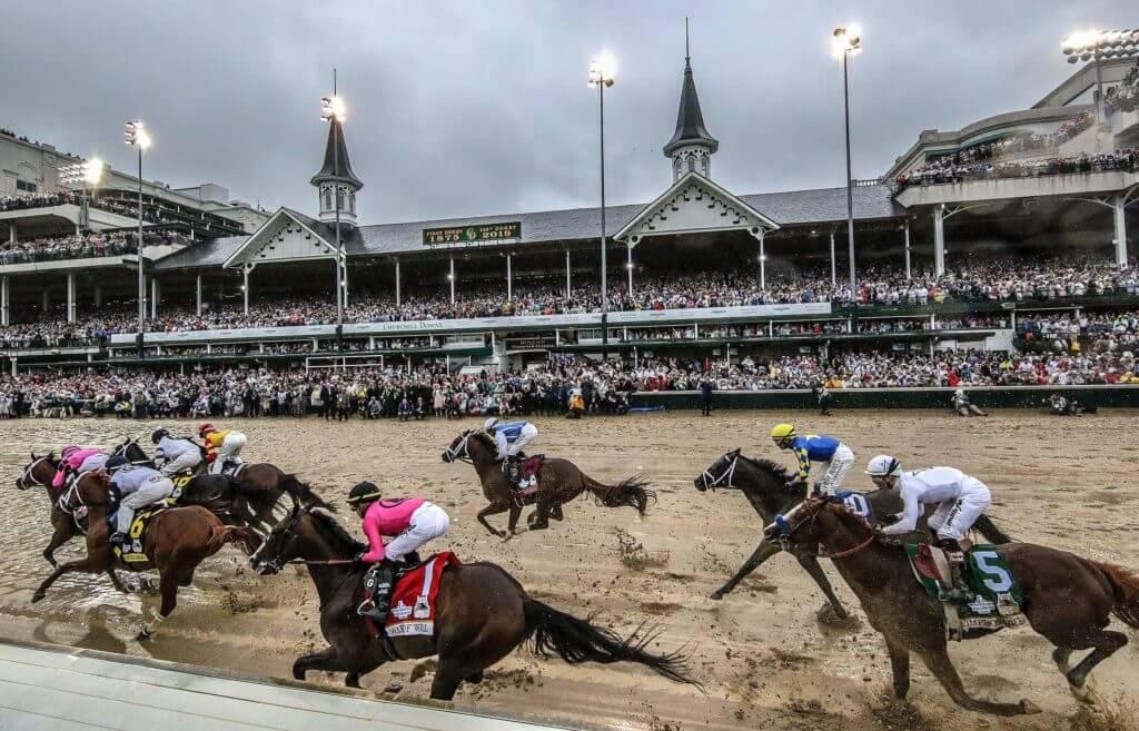 Kentucky Derby Churchill Downs 2019 TVG live streaming