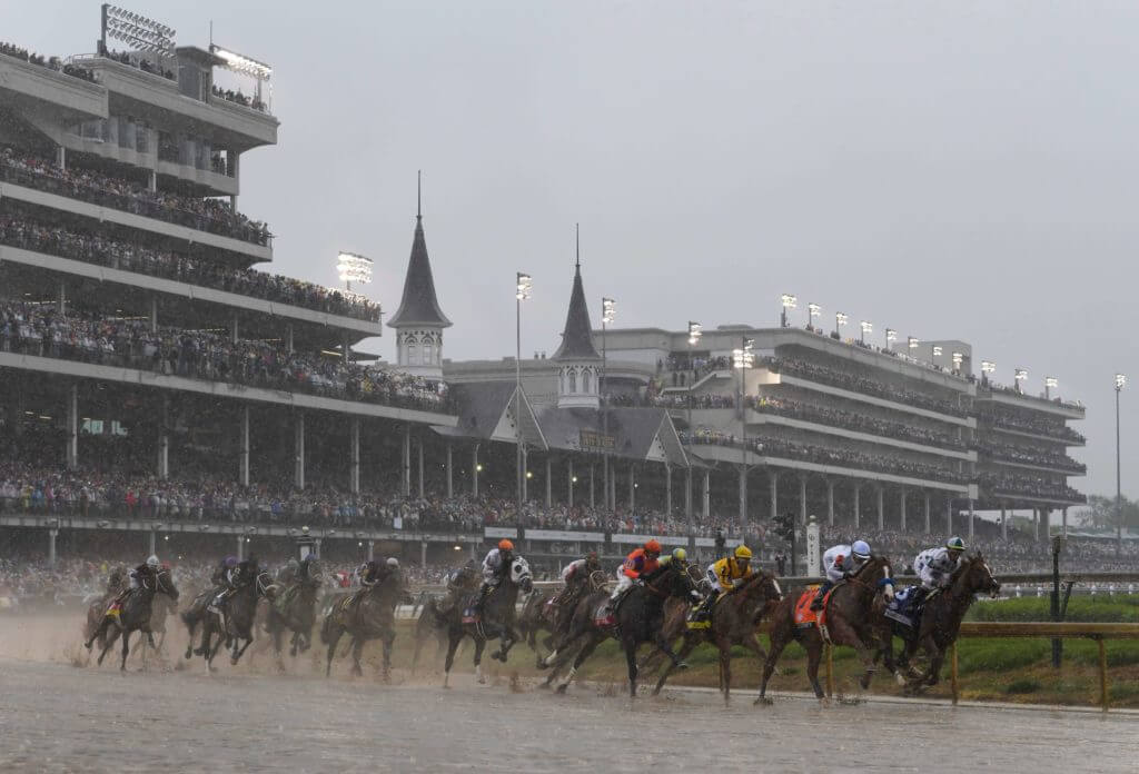 Kentucky Derby 2018 TVG Review