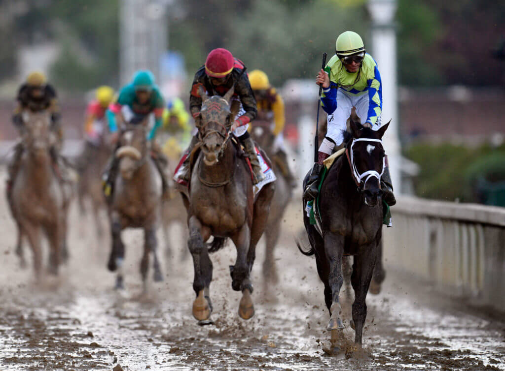Kentucky Derby 2017 AmWager Sign-up