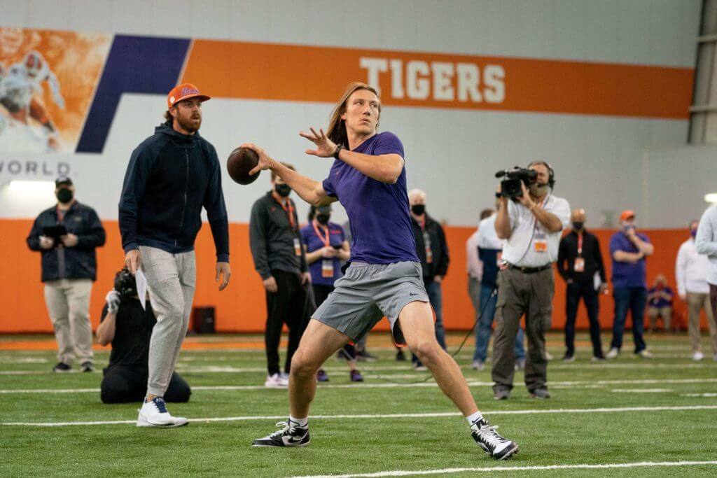 Trevor Lawrence NFL Draft How to bet