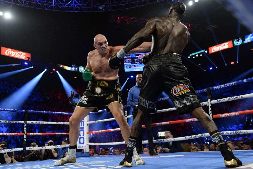 Tyson Fury Deontay Wilder How to Bet on Boxing Guide