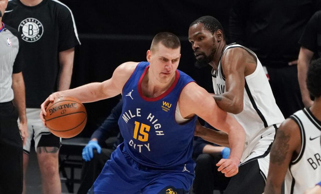 Nikola Jokic Denver Nuggets MVP Odds