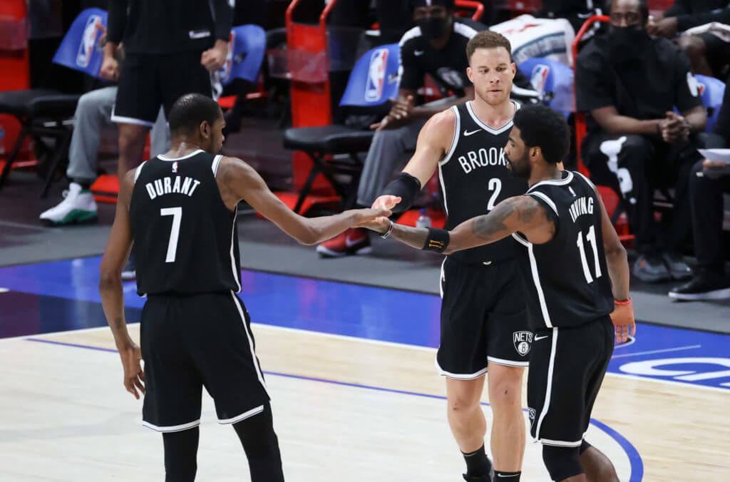 Brooklyn Nets Irving Durant Griffin Easttern Conference odds