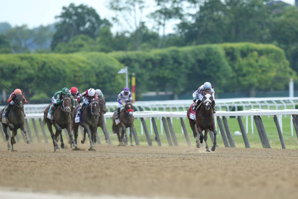 How to bet on the Belmont Stakes online