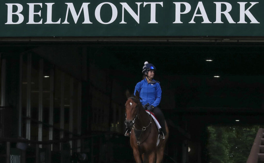 AmWager Belmont Stakes 2021 betting offer
