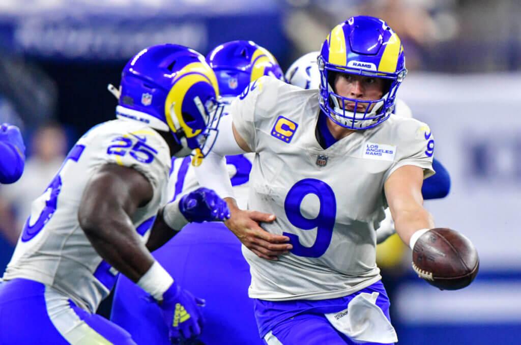 NFL MVP odds Matthew Stafford