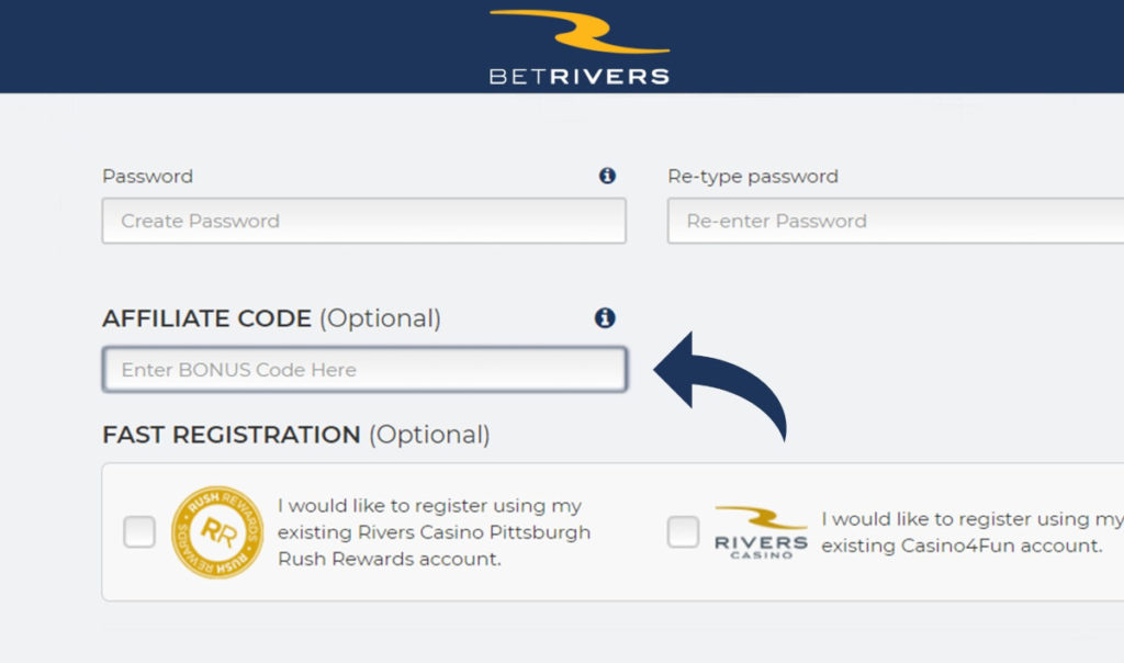 How to use your BetRivers promo code