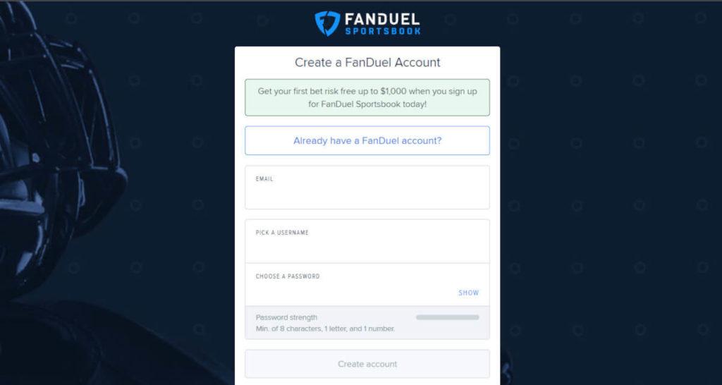 How to use your FanDuel Bonus Code